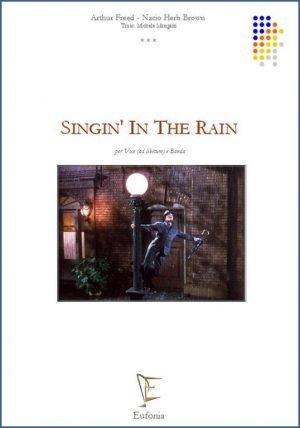 CANTANDO SOTTO LA PIOGGIA - SINGIN' IN THE RAIN edizioni_eufonia