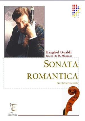 SONATA ROMANTICA PER CLARINETTO E ARCHI edizioni_eufonia