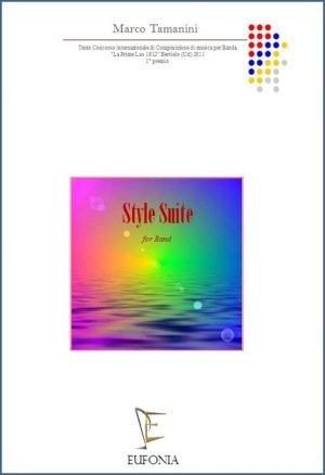 STYLE SUITE edizioni_eufonia