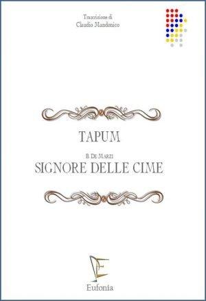 TAPUM - SIGNORE DELLE CIME edizioni_eufonia