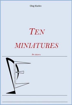 TEN MINIATURES edizioni_eufonia