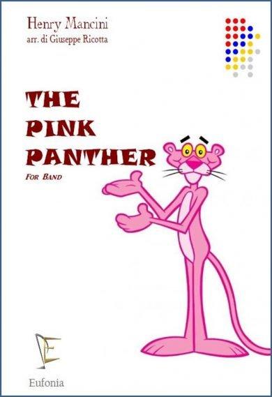 THE PINK PANTHER edizioni_eufonia