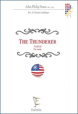THE THUNDERER MARCH edizioni_eufonia