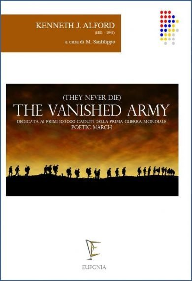THE VANISHED ARMY edizioni_eufonia