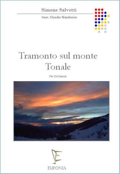 TRAMONTO SUL MONTE TONALE edizioni_eufonia