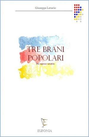 TRE BRANI POPOLARI edizioni_eufonia