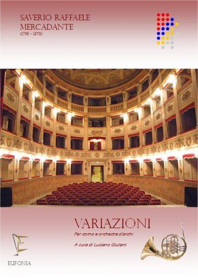VARIAZIONI PER CORNO E ORCHESTRA edizioni_eufonia