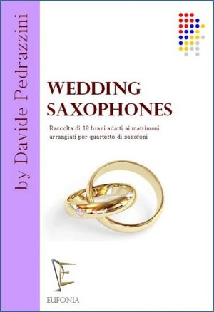 WEDDING SAXOPHONES edizioni_eufonia